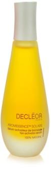 Decléor Aroma Sun Expert serum aktywujące wspomagający opalanie