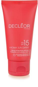 Decléor Aroma Sun Expert krem do opalania do twarzy SPF 15
