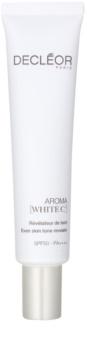 Decléor Aroma White C+ creme com cor SPF 50