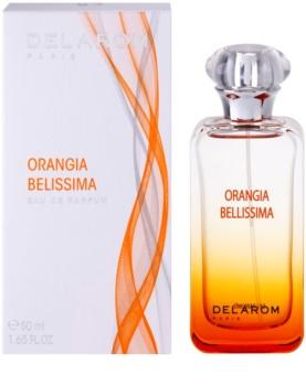 Delarom Orangia Belissima eau de parfum para mulheres 50 ml