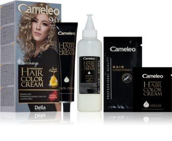 Delia Cosmetics Cameleo Omega Culoare permanenta pentru par
