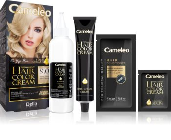 Delia Cosmetics Cameleo Omega Permanent-Haarfarbe