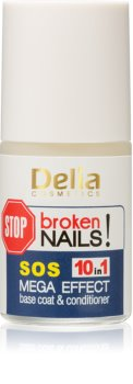 Delia Cosmetics Coral 10-i-1 professionel neglebehandling