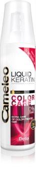 Delia Cosmetics Cameleo BB keratina líquida em spray para cabelo pintado e com madeixas
