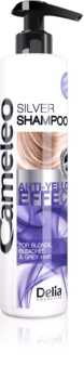 Delia Cosmetics Cameleo Silver шампунь для устранения желтизны