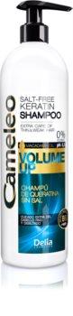 Delia Cosmetics Cameleo BB shampoo alla keratina per capelli delicati e mosci