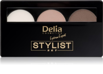 Delia Cosmetics Eyebrow Expert Palette For Eyebrows Make - Up