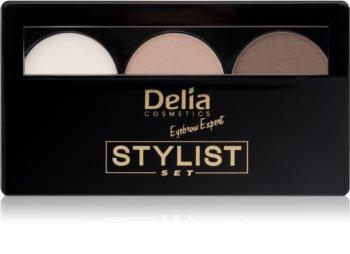 Delia Cosmetics Eyebrow Expert palette sourcils