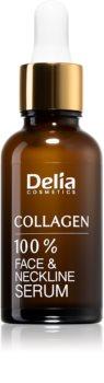 Delia Cosmetics Collagen 100% kollagén elixír az arcra és dekoltázsra