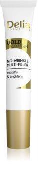 Delia Cosmetics Gold & Collagen Rich Care Koncentreret pleje med anti-rynkeeffekt