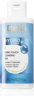 Delia Cosmetics Hydro Fusion + jemné čisticí mléko