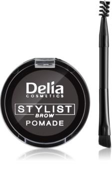 Delia Cosmetics Eyebrow Expert помада за вежди