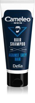 Delia Cosmetics Cameleo Men Shampoo til at forebygge at mørkt hår bliver gråt