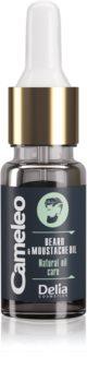 Delia Cosmetics Cameleo Men aceite nutritivo para barba y bigote
