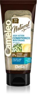 Delia Cosmetics Cameleo Natural Kosteuttava Hoitoaine Kuiville Hiuksille