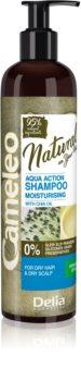 Delia Cosmetics Cameleo Natural shampoing hydratant pour cheveux secs
