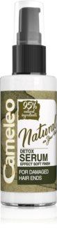Delia Cosmetics Cameleo Natural obnavljajući serum za kosu za ispucale vrhove kose