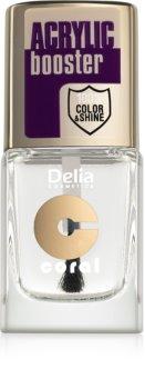 Delia Cosmetics Acrylic Booster Pitkäkestoinen Päällyslakka