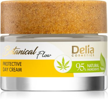 Delia Cosmetics Botanical Flow Hemp Oil denní ochranný krém