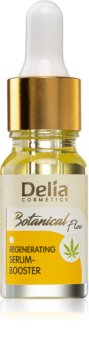 Delia Cosmetics Botanical Flow Hemp Oil ser regenerator pentru piele uscata spre sensibila