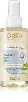 Delia Cosmetics Botanical Flow Coconut Water brume tonifiante visage