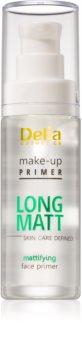 Delia Cosmetics Skin Care Defined Long Matt base per un finish opaco