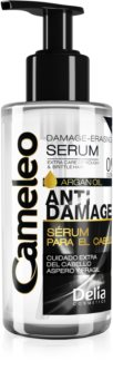 Delia Cosmetics Cameleo Anti Damage szérum a hajra Argán olajjal