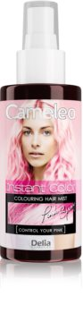 Delia Cosmetics Cameleo Instant Color Toning Hair Color in Spray