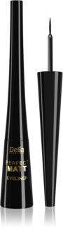 Delia Cosmetics Perfect Matt Shape Master Flüssige Eyeliner mit Matt-Effekt