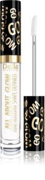 Delia Cosmetics All About Glow Shape Defined folyékony bőrélénkítő