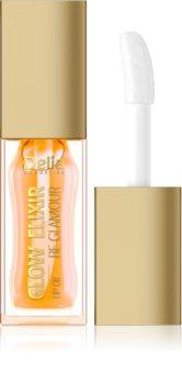 Delia Cosmetics Glow Elixir Be Glamour поживна олійка для губ