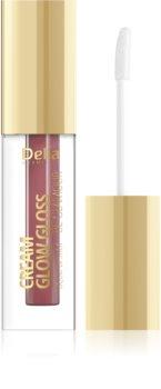 Delia Cosmetics Cream Glow Gloss Be Glamour ruj de buze lichid