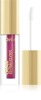 Delia Cosmetics Cream Glow Gloss Be Glamour Liquid Lipstick