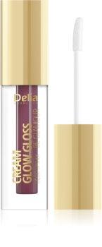 Delia Cosmetics Cream Glow Gloss Be Glamour Liquid Lipstick