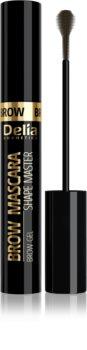Delia Cosmetics Brow Mascara Shape Master tusz do brwi
