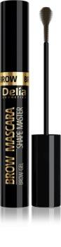 Delia Cosmetics Brow Mascara Shape Master спирала за вежди