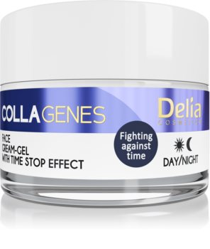 Delia Cosmetics Collagenes stärkende Creme mit Kollagen
