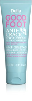 Delia Cosmetics Good Foot Anti Crack Nærende creme til benene