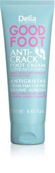 Delia Cosmetics Good Foot Anti Crack питательный крем для ног