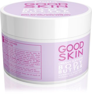 Delia Cosmetics Good Skin Dreamy Softness Body Butter For Normal And Dry Skin