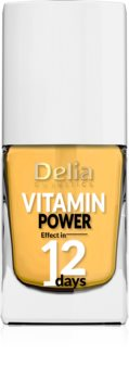 Delia Cosmetics Vitamin Power 12 Days balsam pentru unghii cu vitamine