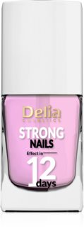 Delia Cosmetics Strong Nails 12 Days подсилващ балсам за нокти