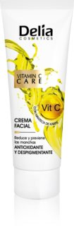 Delia Cosmetics Vitamine C + nährende Antioxidanscreme