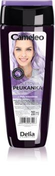 Delia Cosmetics Cameleo Flower Water тонираща боя за коса