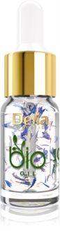 Delia Cosmetics Bio Moisturizing хидратиращо олио за нокти и кожичките около ноктите