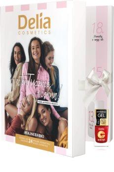 Delia Cosmetics Advent Calendar calendario de adviento