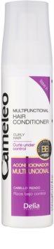 Delia Cosmetics Cameleo BB après-shampoing multifonctionnel en spray pour cheveux bouclés