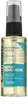 Delia Cosmetics Cameleo BB sérum regenerador para cabello fino y lacio
