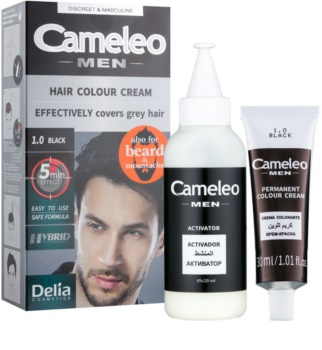 Delia Cosmetics Cameleo Men βαφή μαλλιών