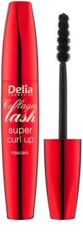 Delia Cosmetics Collagen Lash mascara cils allongés et courbés